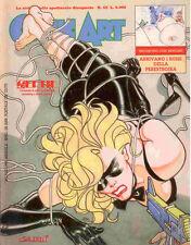 Comic Art n° 65: Gertie, Saudelli, Benigni, Eisner, Bertieri, Malet, Tardi