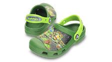 Crocs Kids Teenage Mutant Ninja Turtles - Seaweed/Volt Green RRP £25.00
