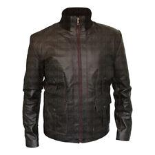 New James Bond Casino Royale Stylish Daniel Craig Leather Jacket Best Halloween