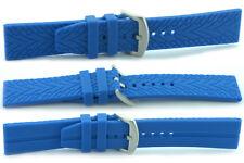 Artic Blue Offshore Scuba Diving Watch Strap Band   24mm 22mm 20mm - Waterproof