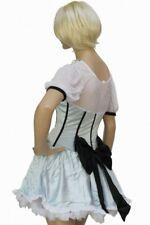 Minikleid Halloween Karnaval Victorian Alice Kostüm Fashing Party M L Kleid