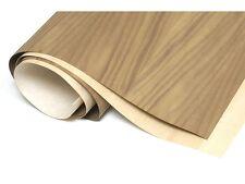 Flexible Paper Backed Real Wood Veneer Flexi sheets Large Sizes