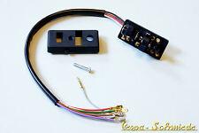 VESPA interruttore della luce Piaggio con clacson-v50/PX 50n R SPECIAL Cablaggio speciale