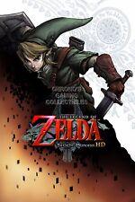 RGC Huge Poster - Legend of Zelda Twilight Princess HD Nintendo Wii U - EXT337