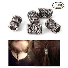 Beard Beads Viking Runes Hair Dreadlock Beads Norse Bead Hair Charm Findings