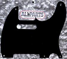 Allparts PG-0560-023 Tele® Style Pickguard Black - 5 Hole