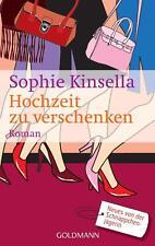 Sophie Kinsella Hochzeit zu verschenken
