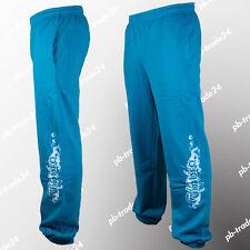 UMBRO Pant Herren Sporthose Trainingshose Sweathose Jogging Freizeithose blau