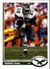 1991 Upper Deck Football Card Pick 251-500