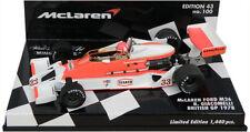 Minichamps MCLAREN FORD m26 British GP 1978-Bruno Giacomelli SCALA 1/43