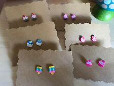 Super CUTE KAWAII Ice Cream Earrings!! **New**