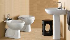 Set sanitari bagno da appoggio Pozzi Ginori Colibrì 02 kit completo con lavabo