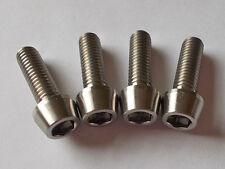 TITANIO M6 X 20 mm Tornillos de dirección cónico