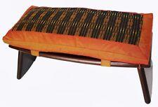 Zen Meditation Bench Folding Seiza & Cushion Set Boon Decor