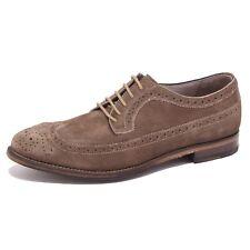 6296R scarpa uomo PEREGO SHOES tortora shoe men