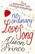 No Ordinary Love Song, Prince, Alison, New Book