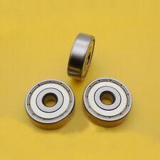 2PCS 623 Full Ceramic Bearing ZrO2 Ball Bearing 3x10x4mm Zirconia Oxide #A29S LW