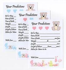 BABY Shower previsione e consulenza GAME CARDS Dimensioni: A6 alta qualità!
