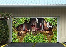 3D Wine, beauty Garage Door Murals Wall Print Decal Wall Deco AJ WALLPAPER AU
