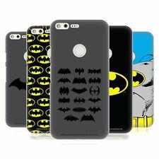 OFFICIAL BATMAN DC COMICS LOGOS HARD BACK CASE FOR GOOGLE PHONES