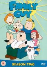 Family Guy: Season Two DVD (2003) Seth MacFarlane Brand New Sealed