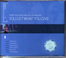 LMC NEW RADICALS You get What 5MIXS Rachel McFarlane CD