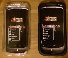 Nexus One Hard Shell - Clear or Black