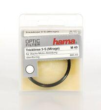 Hama Tricklinse 3 - S (Mirage) Filter Ø 49mm effect filtre - (9288)