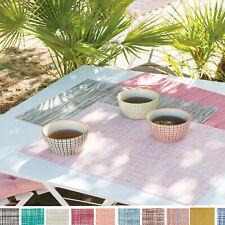 Winkler Tischset LINA 4er-Set 33 x 45 cm mehrere Farben Kunststoff abwaschbar