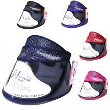 Outdoor Uv Protection Mesh Sun Cap Hat Visor Headwear Patent Golf Hiking Fishing