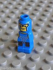 Microfig LEGO games MINOTAURUS Gladiator blue set 3841 / Minifig neuf new