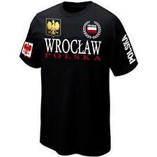 WROCLAW POLSKA T-SHIRT -  POLAND - Silkscreen