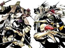 Bleach Characters Cool Art Anime Manga Huge Print POSTER Affiche