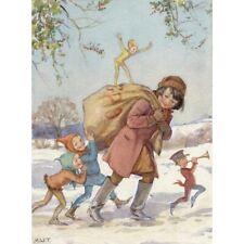 I BROWNIE's Christmas mail-M W Tarrant stampa