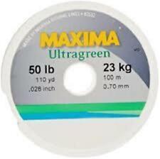 Maxima Ultragreen pesca LINE1 BOBINA 100m pesca basso (verde) basso pesca