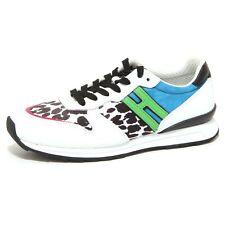 6509P sneaker bimba girl HOGAN REBEL R261 scarpe suola vintage shoe