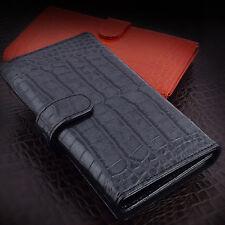Wallet Croco Genuine Leather Case iPhone 7 Case iPhone 7 Plus Case 4 Colors Case
