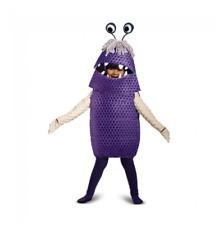 Boo Monsters, Inc. Deluxe Toddler Costume Monster Pixar Disney Child Girls New