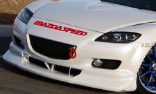 MAZDA SPEED 3 5 6 CX7 RX7 RX8 Mazdaspeed Racing Decal sticker emblem logo RED