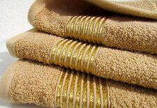 Serviette Set 3 pièces, 2x 50x100cm ; 1x 70x140cm, 100% coton