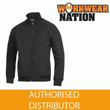 Snickers 2821 Full Zip Work Sweatshirt Jacket, BLACK