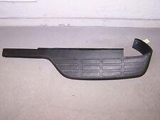 2001-2007 Silverado Sierra Right Rear Bumper Step Pad Heavy Duty w/ Lip