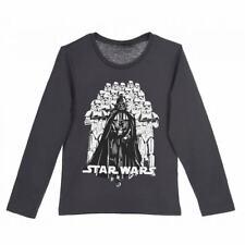 Camisetas de niño de 2 a 16 años grises de 6 a 7 años  eaae3feaf6e48