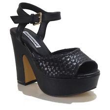 ☼ELEN☼ Sandales plateforme - FRANCESCO MILANO - Ref: 0612