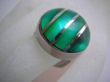 """Pezzo di rilascio Swatch Bijoux Gioielli Anello """"color cut green"""""""