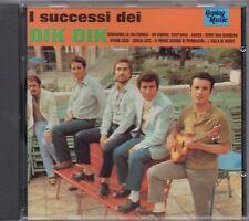 DIK DIK raro CD I successi dei DIK DIK Stampa ITALIANA