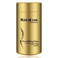 KERA-LUX 28g - Pérdida de Pelo Compresor a granel Aumento cabello Fibras