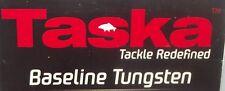 TASKA BASELINE TUNGSTEN RANGE  KWICK CHANGE SINKERS OR FLYING BACK LEADS