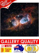 NEW Cygnus Swan Constellation, NASA Space, Hubble, Giclee Art Print or Canvas