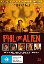 Rob Stefaniuk PHIL THE ALIEN DVD
